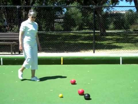 Lawn Bowling Hand Signals - YouTube
