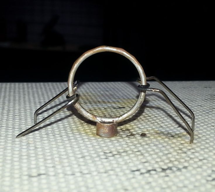 Laura's Jewelry Workshop: Soldering Tube Bezel Rings - come saldare un castone a tubetto
