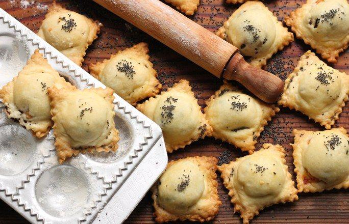 Fagottini di cavolo nero |  Kale: idee e ricette con il cavolo nero che ha fatto impazzire gli Stati Uniti | #idee #ricette #cavolonero