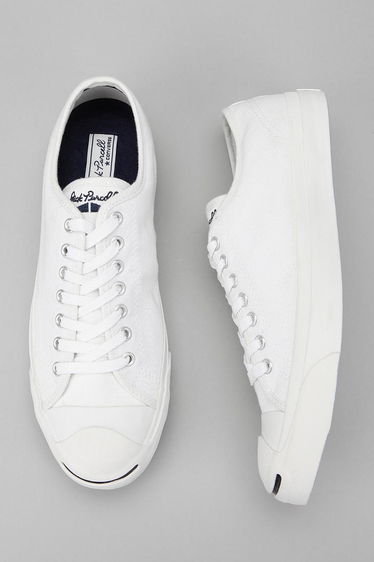 Shop Converse Jack Purcell Men's Sneaker at Urban Outfitters today.