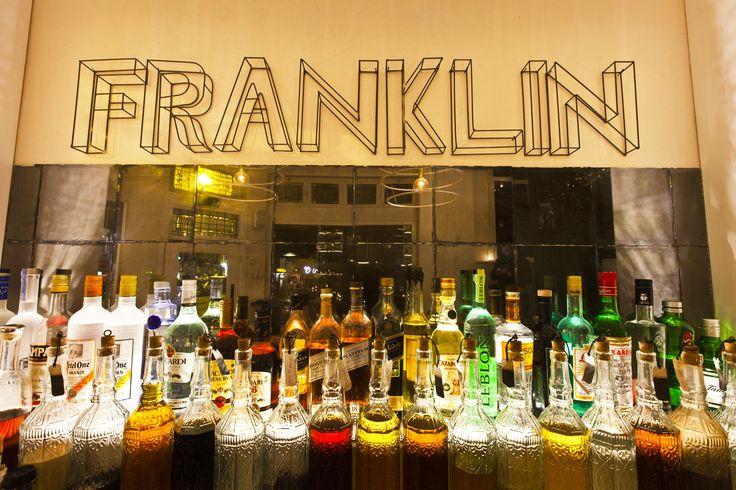 Neighbourhood Favourite: drinks & dinner @ Franklin   Bar Restaurant Amstelveenseweg, Vondelpark, Amsterdam Oud-Zuid