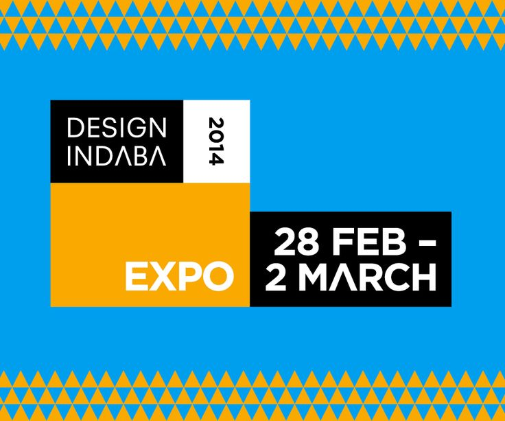 Design Indaba | A better world through creativity | The next Design Indaba Expo is being held in Cape Town from Friday 28 February to Sunday 2 March 2014. The dedicated Buyers Day is on Thursday 27 February.