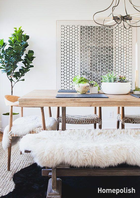 FashionToast - Fashion blogger @Rumi Neely  gets a beautiful home makeover @Homepolish LA