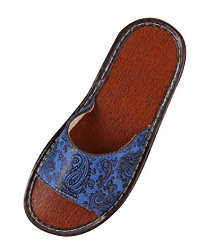 Cattior Womens Open Toe Ladies Slippers Leather Slippers Review