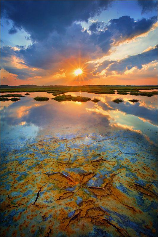 Salt Pannes Newburyport, MA by Patrick Zephyr Newburyport, massachusetts, plum island, photo