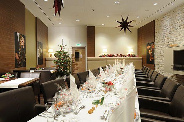 Weihnachten im Hotel - Festtafel | H4 Hotel Berlin Alexanderplatz