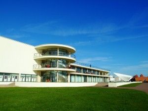 Coastal Culture Trail joins Jerwood Gallery, De La Warr Pavilion, Bexhill and Towner Gallery, Eastbourne. The three award-winning galleries share a stunning 20 mile stretch of East Sussex coastline, which - less than 90 minutes from London - is the perfect destination for a weekend getaway.Whose coming with me?