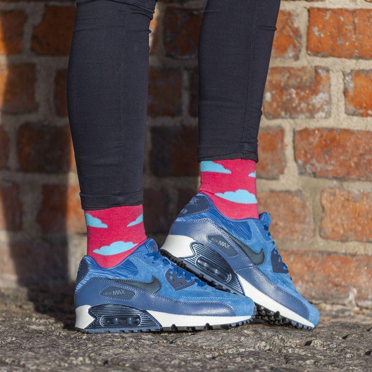Nike WMNS Air Max 90 LTHR 401