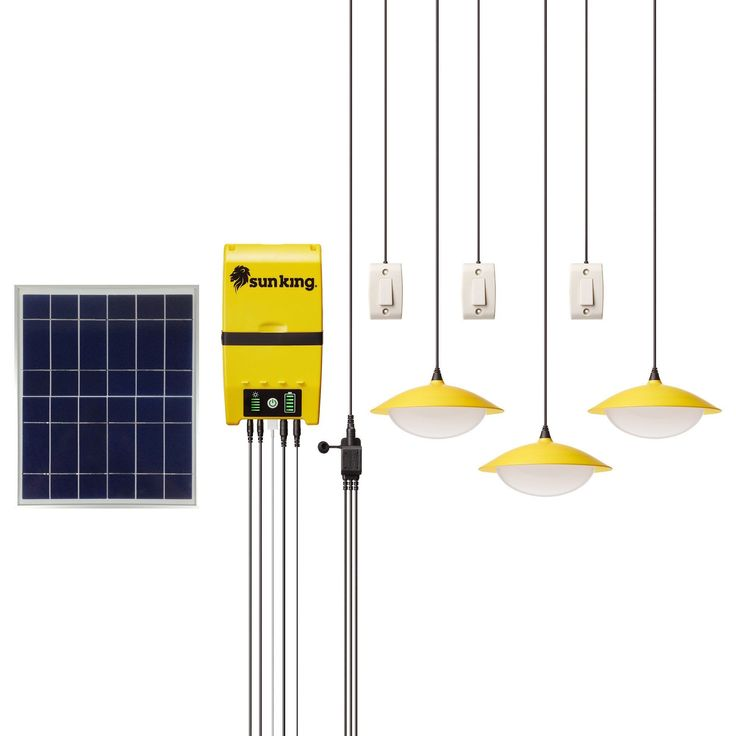 Sun King Home - Solar Lights System, PowerBank, USB Charger