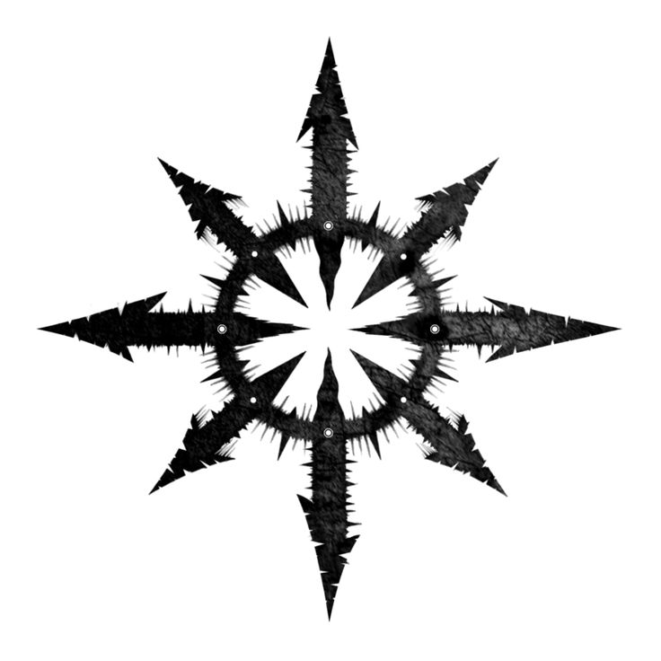 Chaos Star - buckler cover idea