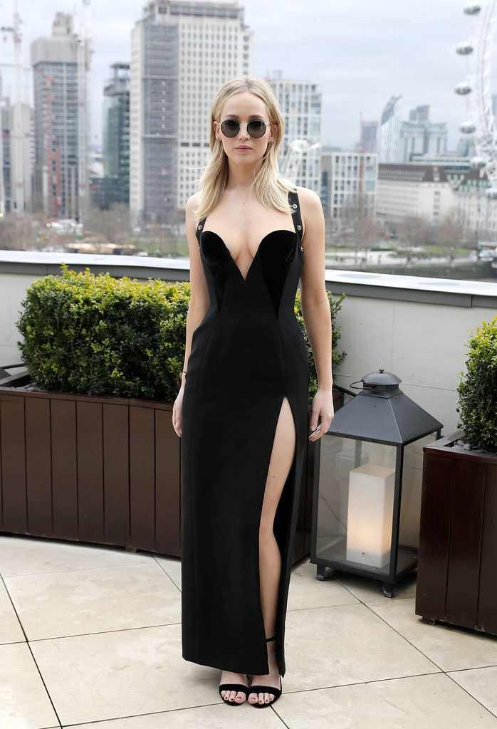"""timotay-chalamet:  """"""""Jennifer Lawrence during the 'Red Sparrow' photocall at The Corinthia Hotel on February 20, 2018 in London, England  """" """""""