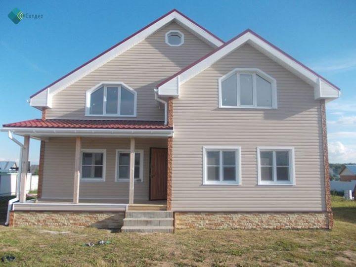 Программа подбор цвета сайдинга и вариантов отделки домов