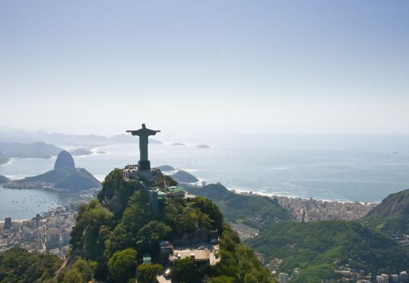 Christ the Redeemer | Find out what's happening in South America here: http://www.where2holiday.com/holiday-extras/2015-south-american-public-and-bank-holidays