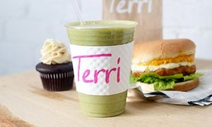 Groupon - Sandwich Platter for 10 or Two vouchers, Each Good for $ 10 Worth of Café Food at Terri Financial (Up to 35% Off)  in Terri Financial District . Groupon deal price: $13