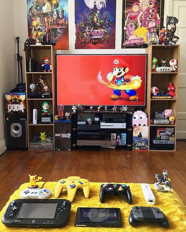 Whats your Nintendo Controller of choice? #nintendo #controller #gaming #gamer #gamingsetup #gamingcommunity #gamingfolk #mancave #supermario #zelda #wii #n64 #switch #snes #ps4 #xbox #gamecube #sony #dbz #rickandmorty #pokemon #deathnote #doom #wiiu