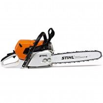 Stihl MS441C-MW 70.7cc petrol chainsaw with M-Tronic engine management system and heated handles