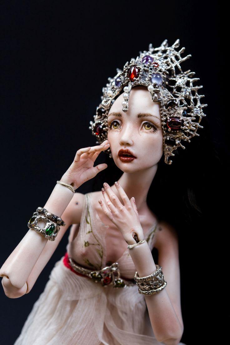 Куклы Ольги Гудилиной / BJD porcelain doll by Olga Good