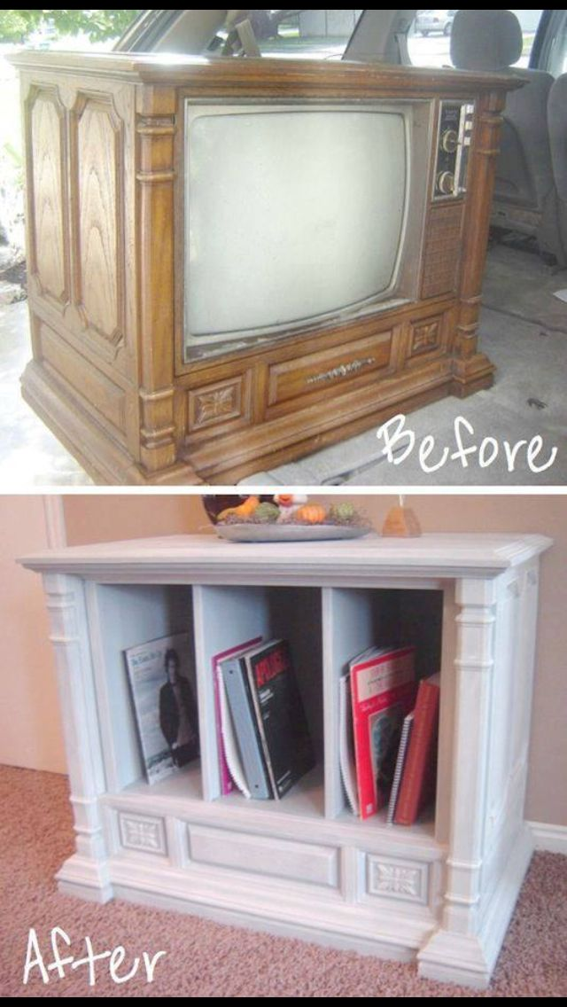If I ever need a tv stand for my bedroom!