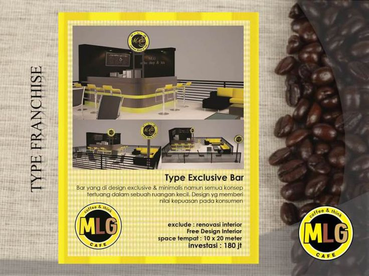 Slide15 - Franchise & Waralaba MLG cafe, coffee shop & Konsultan Cafe Katalog Product
