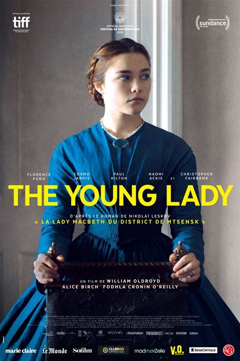 The Young Lady : Quand le tea-time devient sanglant...
