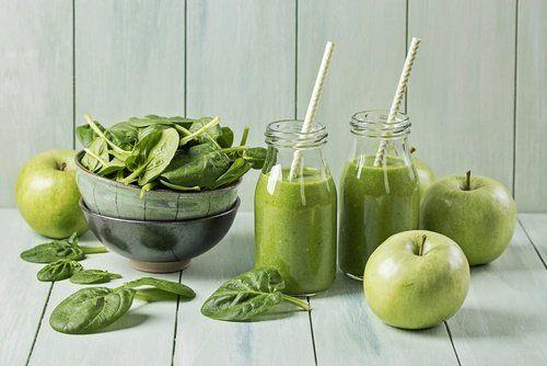 ingredienti frullato per perdere peso