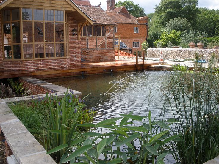 Natural Swimming Pools Warwickshire, Swimming Pond Design Staffordshire, Eco Pools Warwickshire, Water Garden Design Staffordshire, Aqua Landscape Design