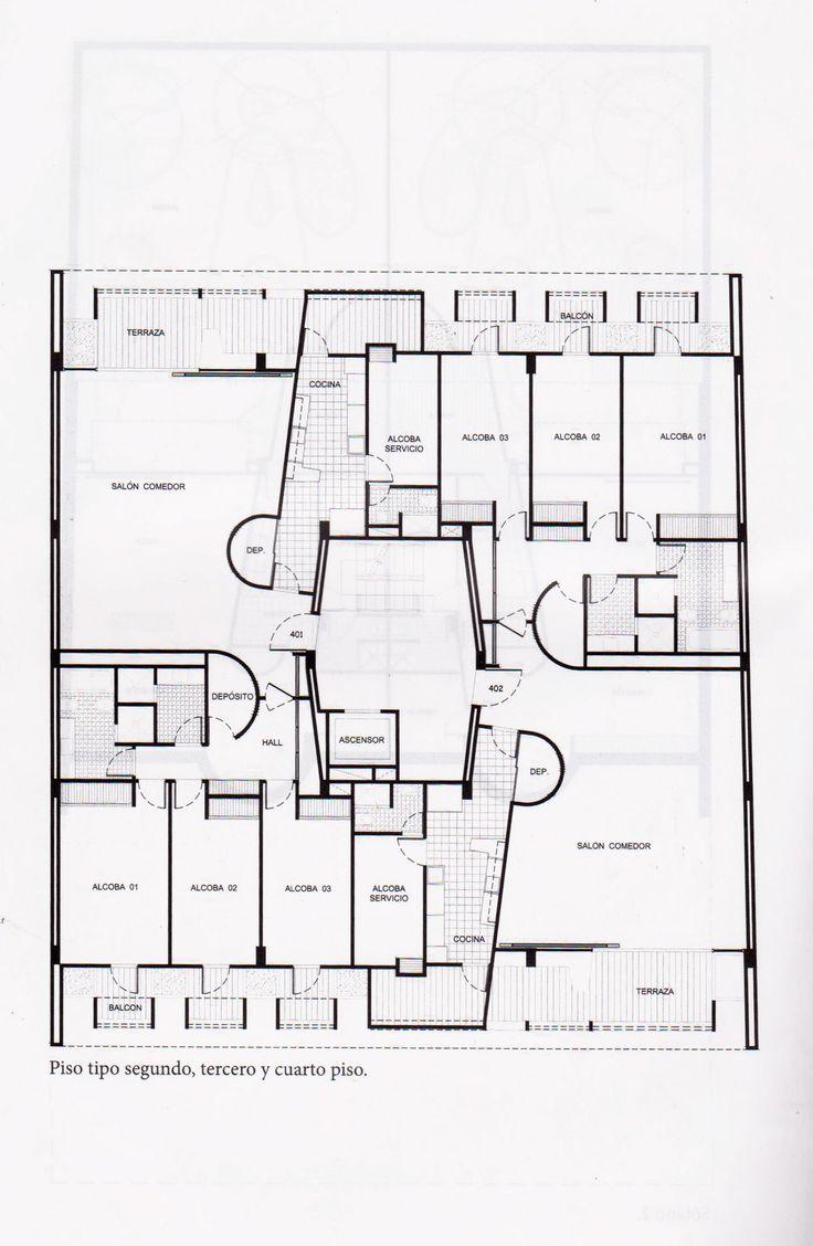 Galería de AD Classics: Clásicos de Arquitectura: Edificio Giraldo / Fernando Martínez Sanabria - 17