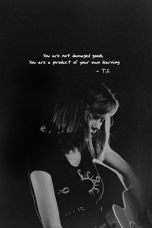 Yes Taylor... preach!!