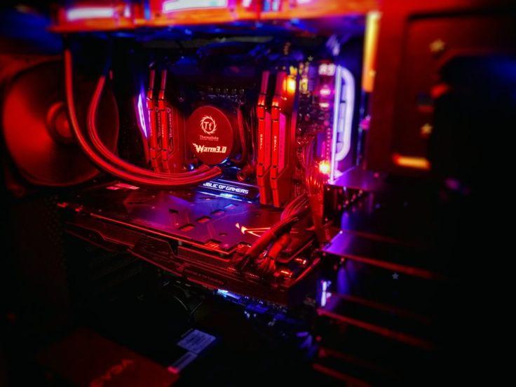 Custom Gaming PCs in Orlando by Lotus Computer