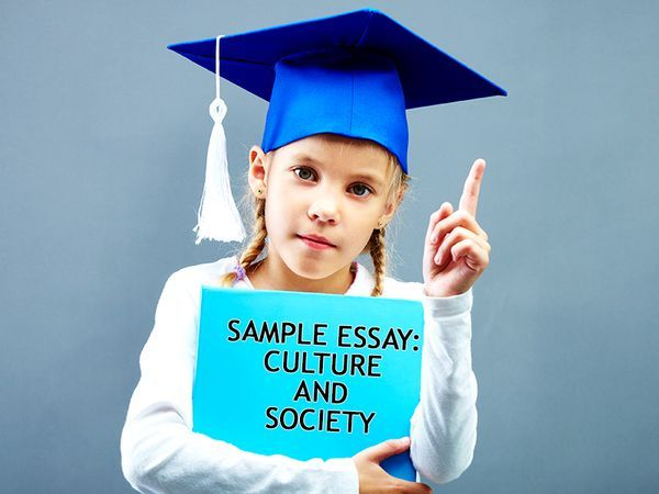 Sample Essay: Culture and Society Culture is the system of shared beliefs, values, and behaviors. This common denominator frames the way of life in a society. Culture can have material or non-material forms. Let us discuss their specific traits and definitions to better understand the concept of culture...