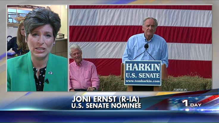 "11/3/14 - Retiring Sen. Tom Harkin (D-Ia.) raised some eyebrows over the weekend, cautioning voters not to be fooled by State Sen. Joni Ernst (R), saying she's ""really attractive"" and ""sounds nice."" Ernst, who leads U.S. Rep. Bruce Braley (D-Ia.), by seven points in the latest Des Moines Register poll to fill Harkin's Senate seat."