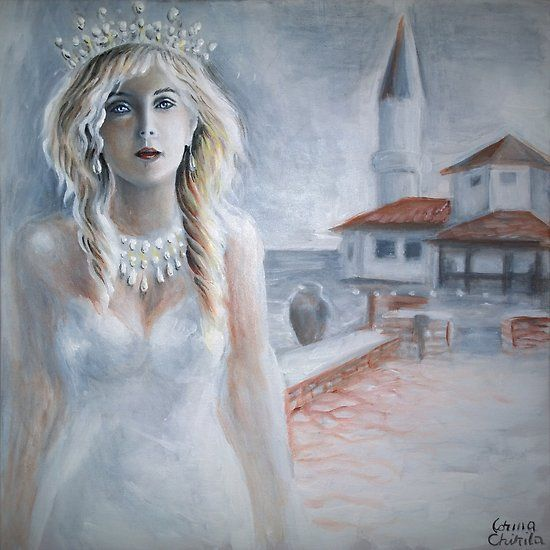 Queen Marie of Romania and the Balchik palace