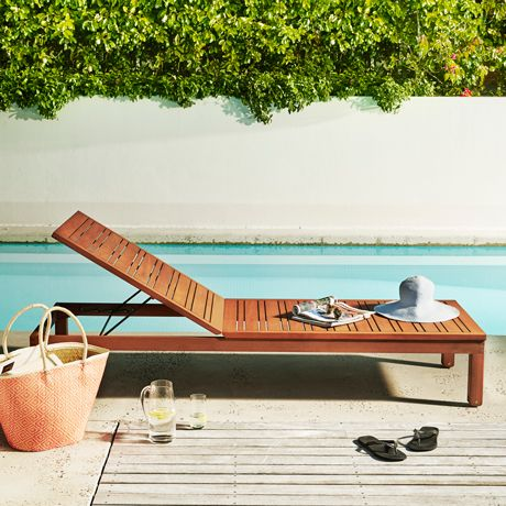 Portsea Sun Lounger in Natural $299 #freedomaustralia http://bit.ly/ZrHO5Z