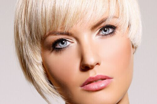 Short Hairstyles With Bangs: 17 Best Images About Short Wedge Haircuts On Pinterest
