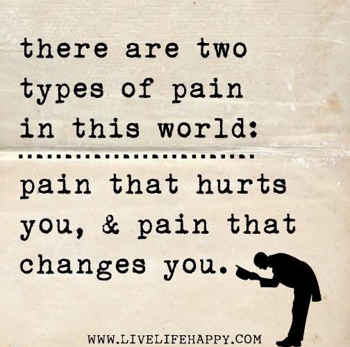 Pijn...