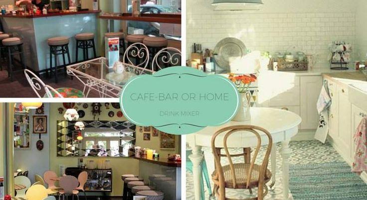 Cafe-bar or home? ARTEMIS MIXER everywhere!! http://bit.ly/1QCwXeh