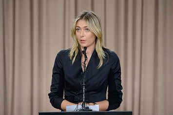 Sponsors Cut Ties With Tennis Star Maria Sharapova After She Admits She Failed A Drug Test