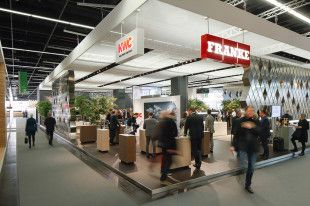 "Franke had lots on offer for the visitors from around the world with the new product concept ""Frames by Franke"", the latest product introductions and the unveiling of the new Franke booth."