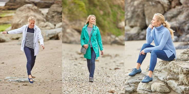 Fit for coastal days! Soak up the last few rays of late-Summer sunshine or wrap up warm and stroll along the breezy seafront; wherever your adventure takes you, there's a perfect shoe to carry you along the way.