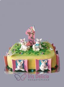 Детские торты, купить детские торты на заказ недорого на день рождения