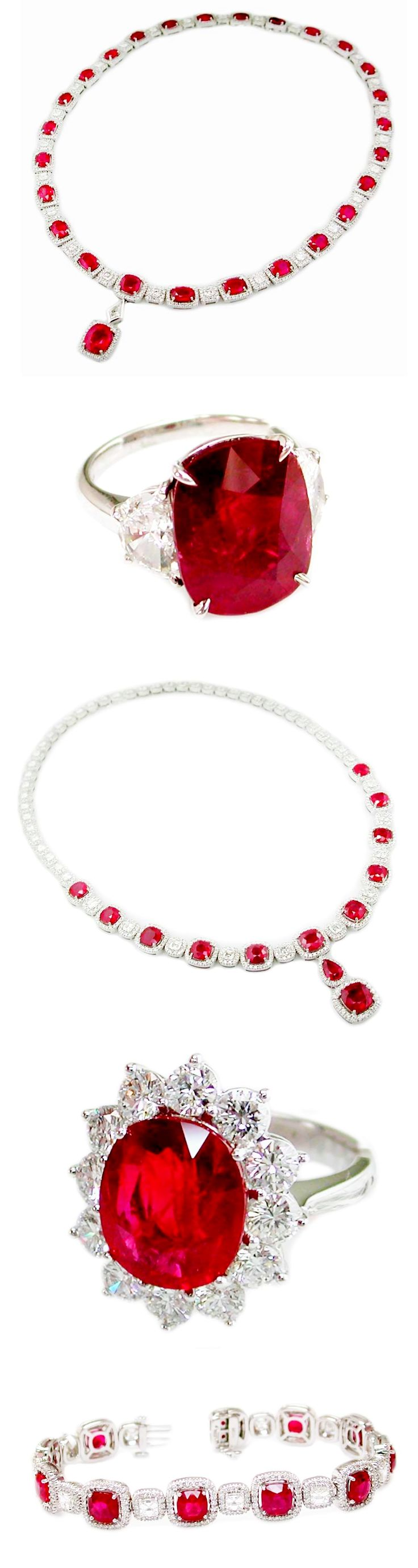 I actually like all of these. Its hard to find Ruby jewelry that I like!