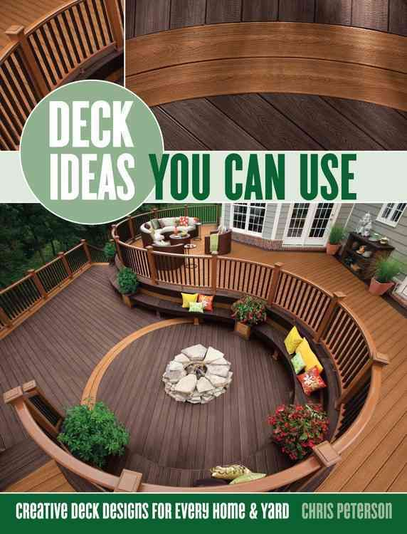 A comprehensive deck design tool that is packed with useful information and stunning, full-color photos. From choosing deck materials to complementing the architecture of your house, this book covers