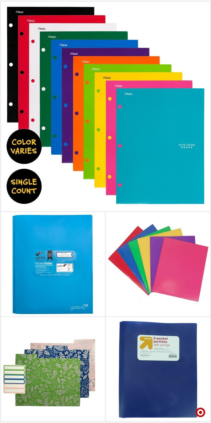 Shop Target for folders you will love at great low prices. Free shipping on orders of $35+ or free same-day pick-up in store.