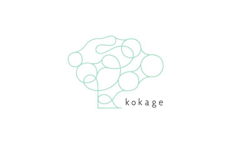 kokage_logo