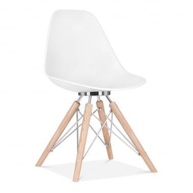 Moda Dining Chair CD3 - White