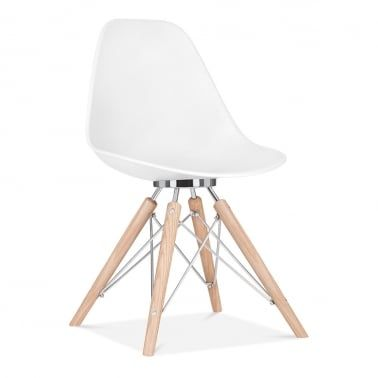 Moda Dining Chair CD3 - White