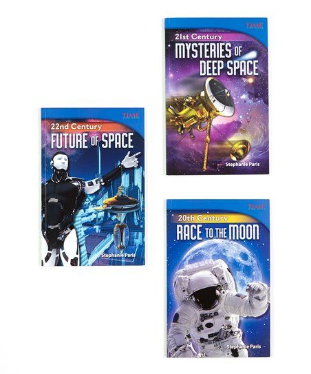 Teacher Created Materials Library Mysteries of Space Book Set | zulily