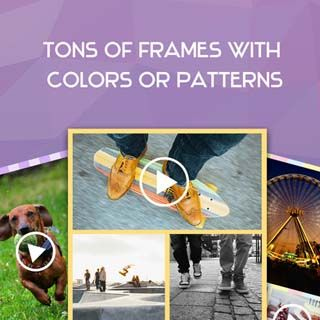 Video Frame Editor & Photo Collage Maker :http://jeyanet.com/video-frame-editor-photo-collage-maker/