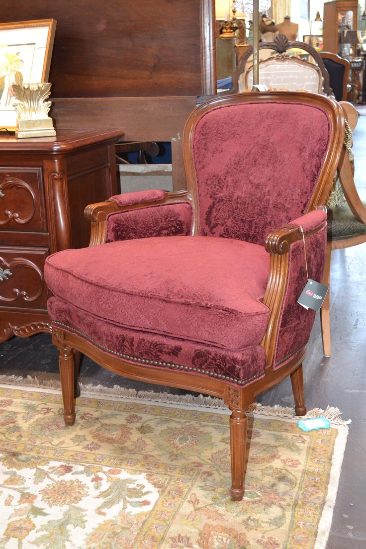 Hickory Chair Co French Louis XV