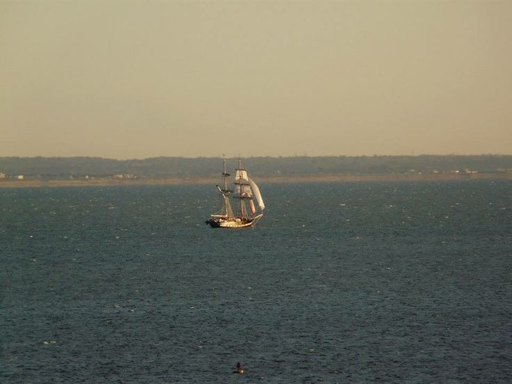 Poole Harbour. Taken this morning by ray Passmore of Swanage.